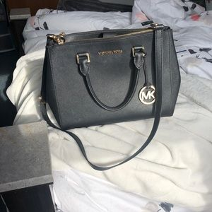 Authentic Michael Kors Kellen Saffiano